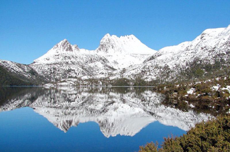 Discover Tasmania Cradle Mountain